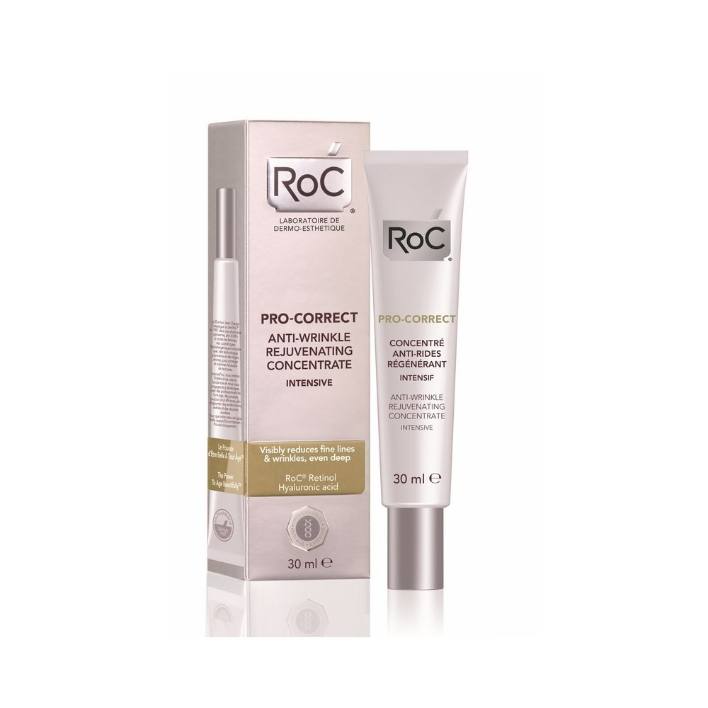 Roc Pro-Correct Anti-Wrinkle Rejuvenating Concentrate