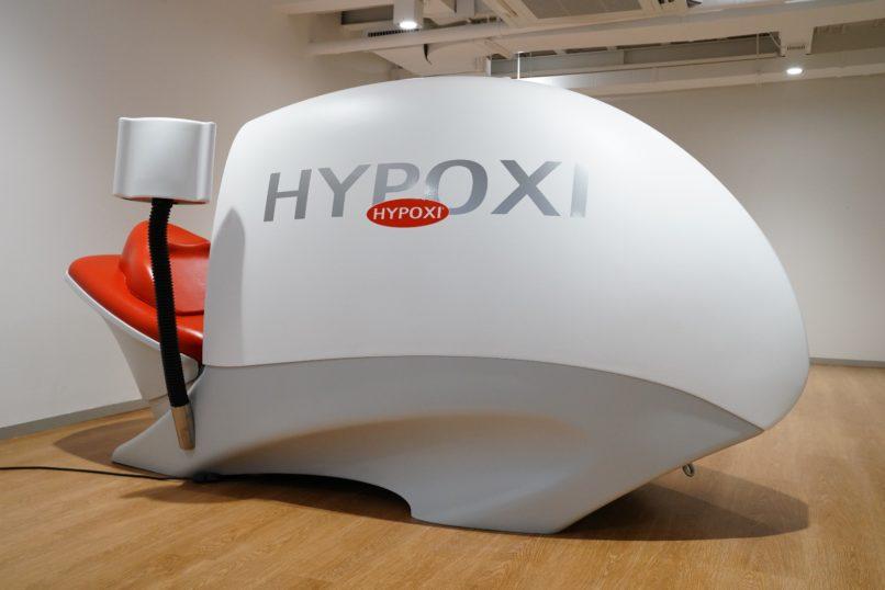 Hypoxi Workout