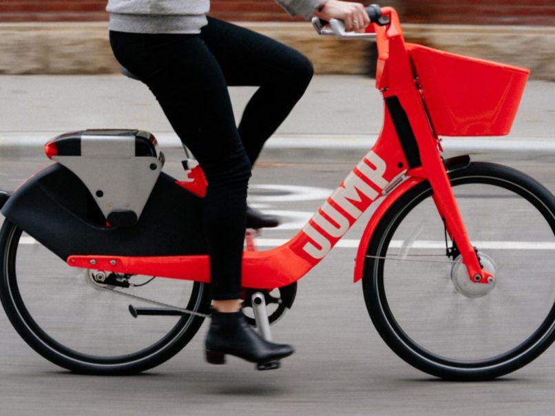Uber - Jump Bike