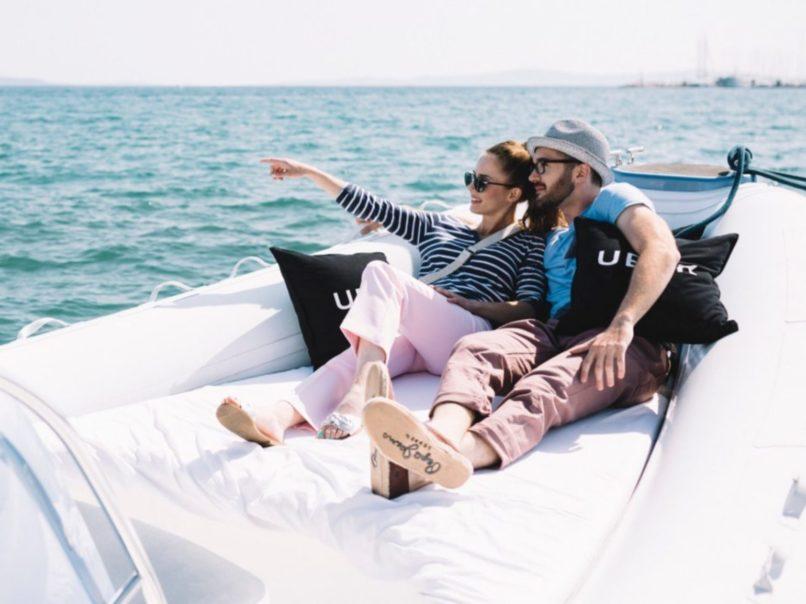 Uber - Boat