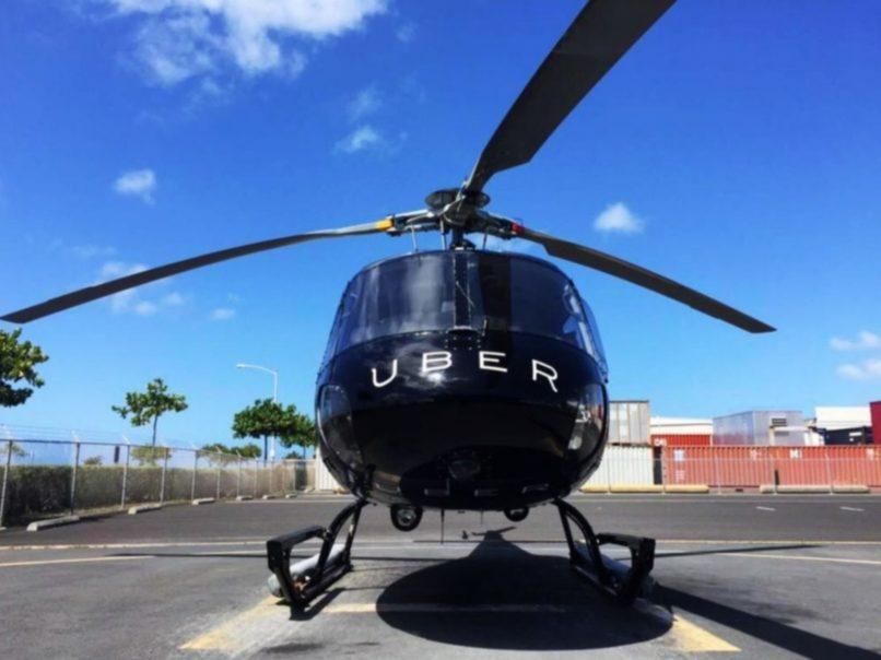 Uber - Chopper