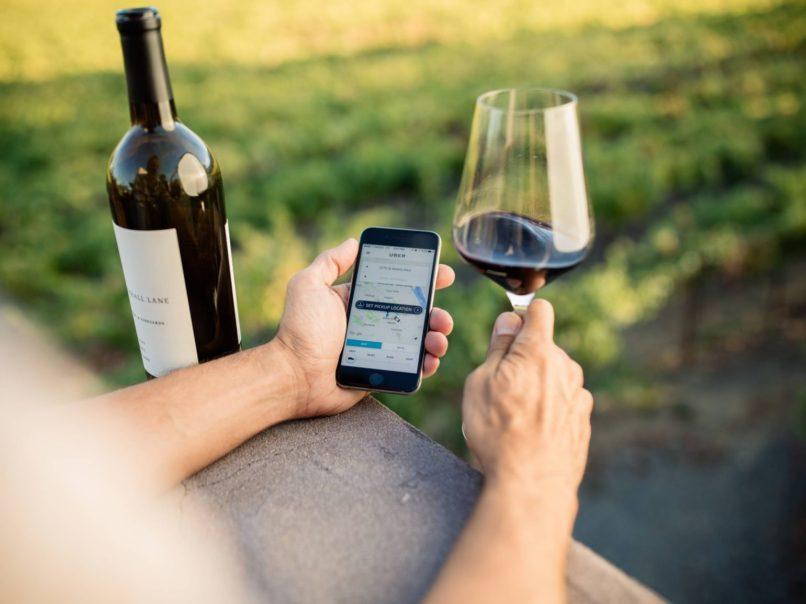 Uber - Wine