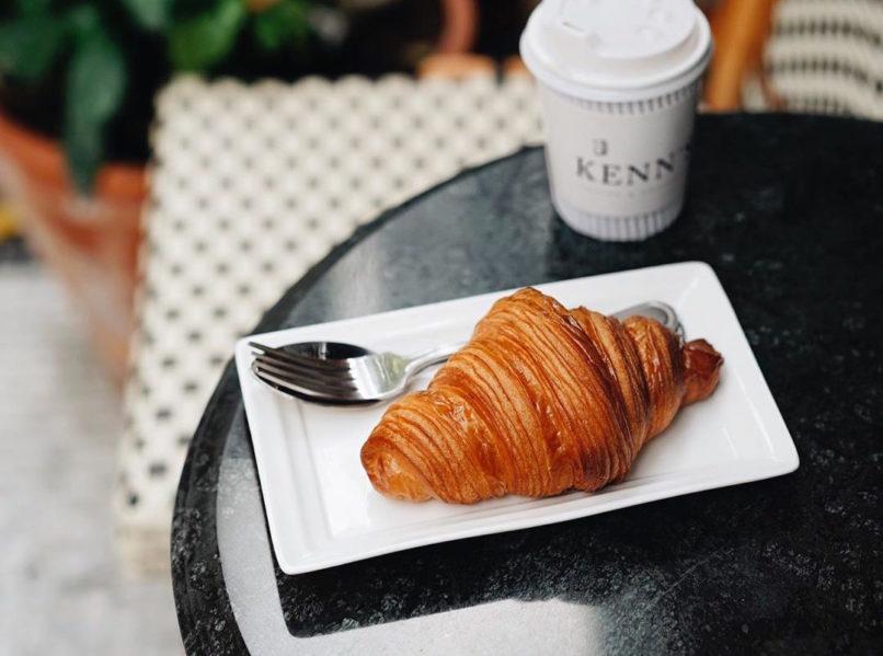 Best Croissant Bangkok: Kenn's