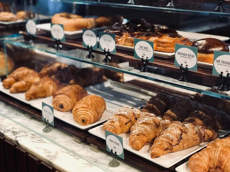 Best Croissant Bangkok: Holey's Artisan Bakery