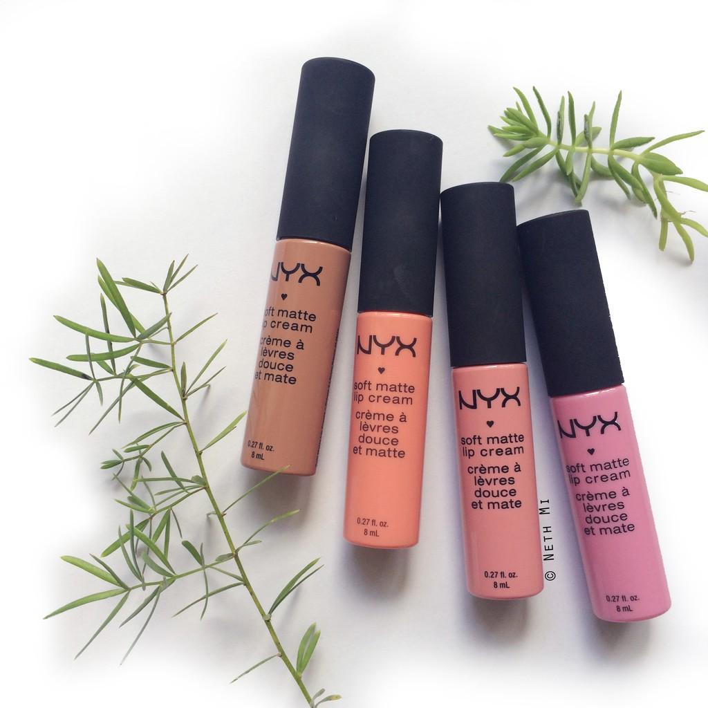 NYX Professional Soft Matte Lip Cream