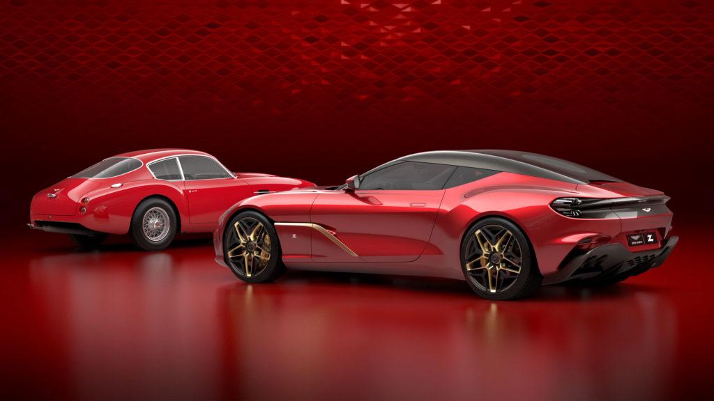 Photo courtesy of Aston Martin