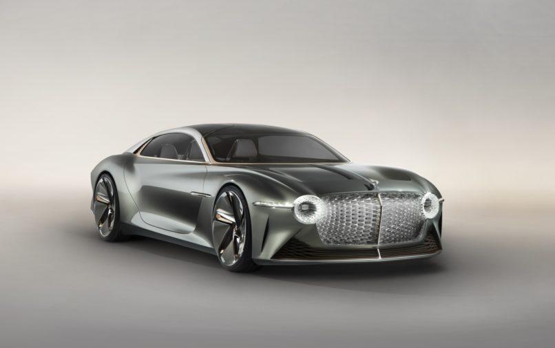 Bentley deluxe GT