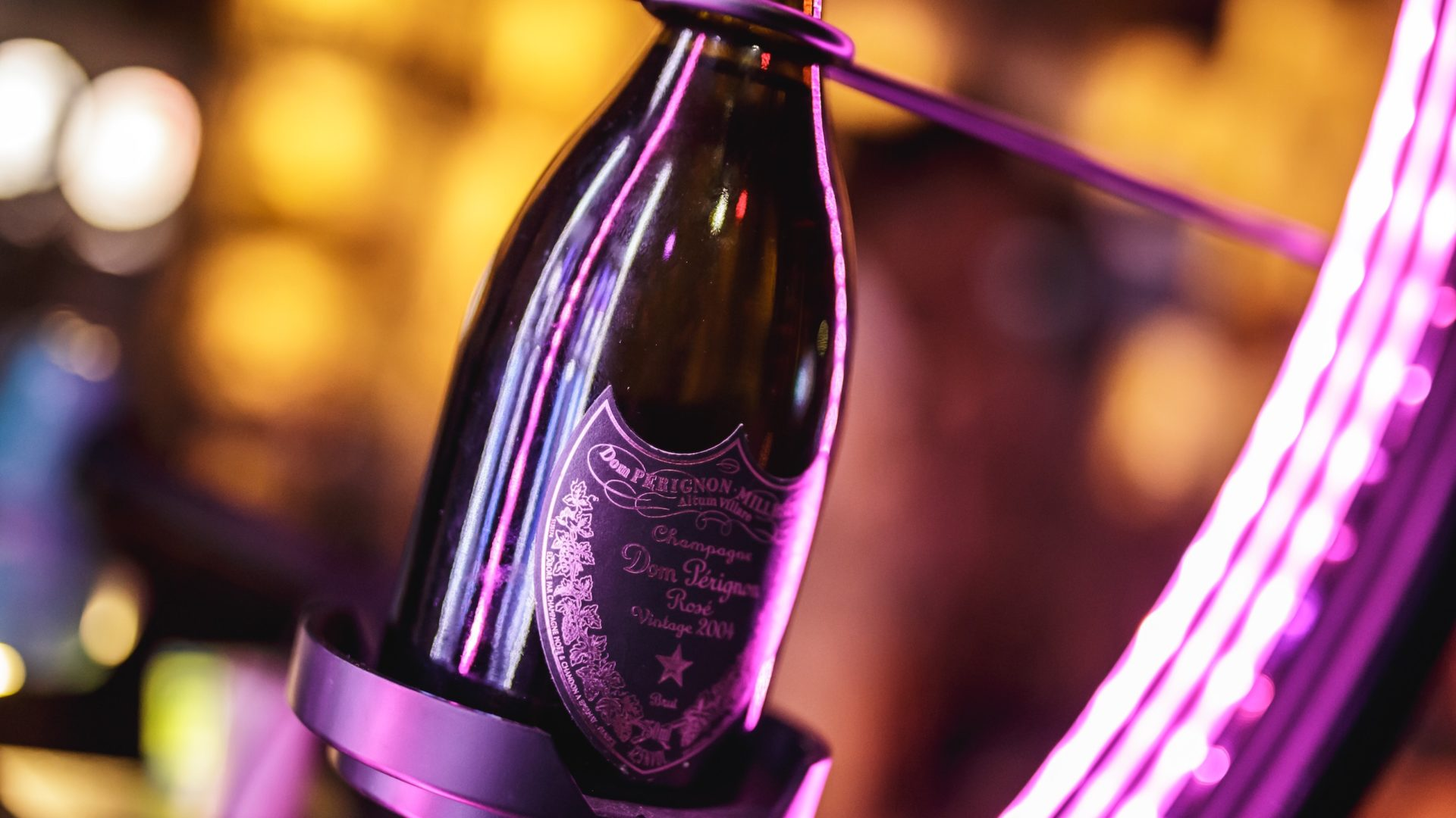 champagne bars in Hong Kong