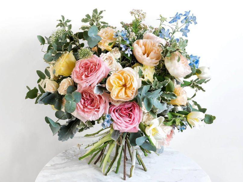 Best flowers in Hong Kong - Van der Bloom