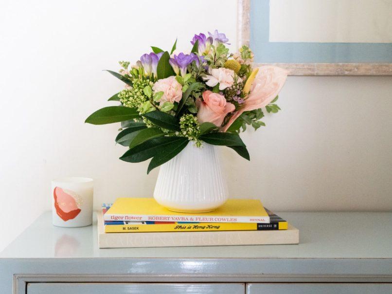 Best flowers in Hong Kong - Bydeau