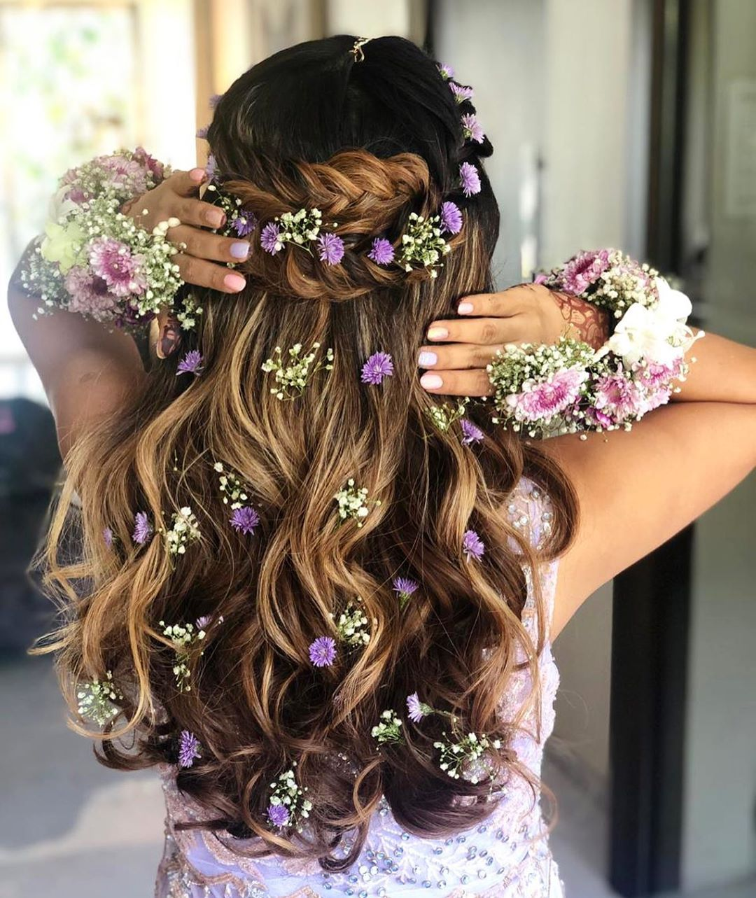 28 Prettiest Wedding Hairstyles: These Are The Best Bridal Hairstyles For Indian Brides In 2019