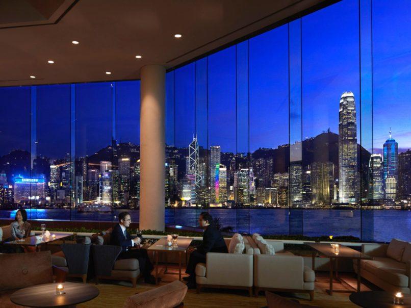 Best jazz bars - InterContinental Hong Kong