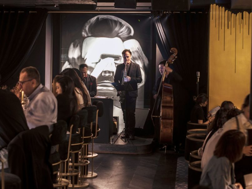 Best jazz bars - Silencio