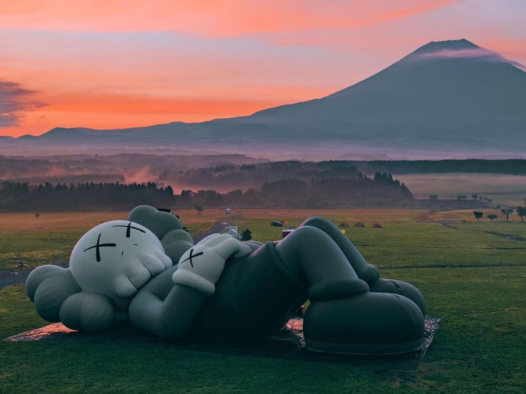 KAWS: HOLIDAY