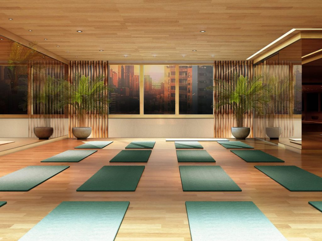 Fivelements Habitat - Yoga Room