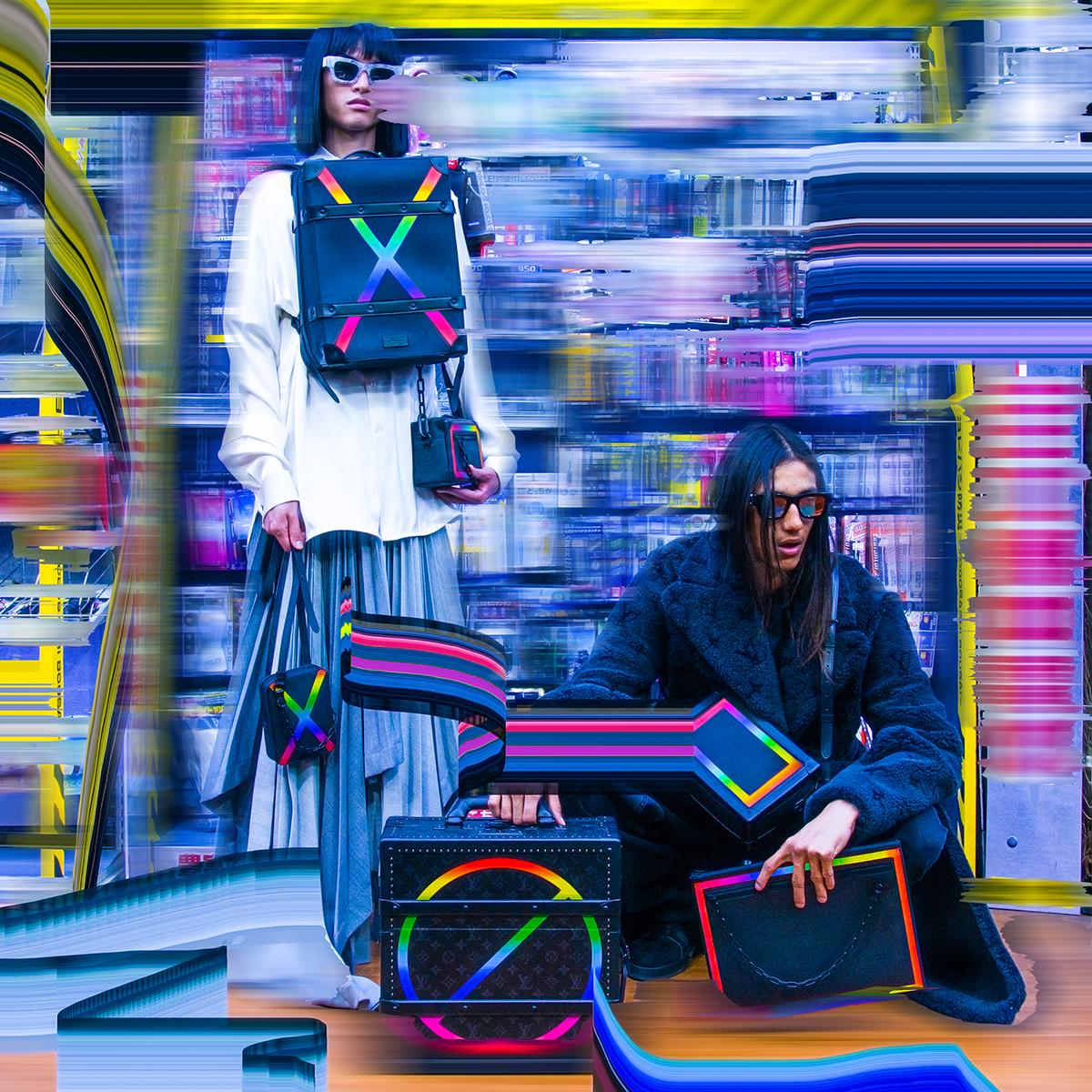 Louis Vuitton Hong Kong pop-up