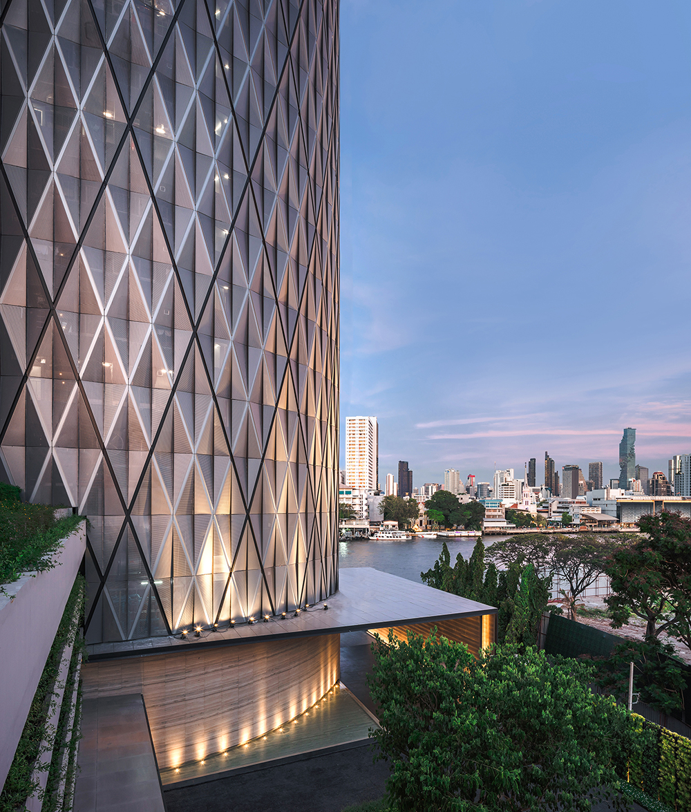 Banyan Tree, Banyan Tree Residence Riverside Bangkok, Luxury Property, Luxury Living, riverside living,