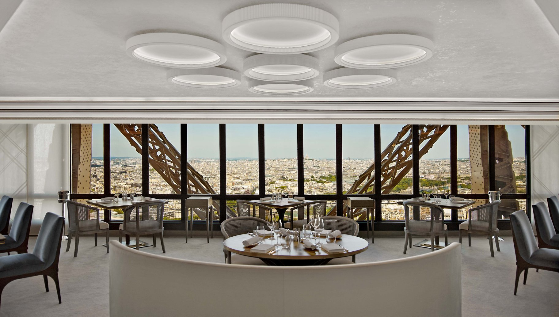 Eiffel Tower Restaurant The Jules Verne To Reopen After