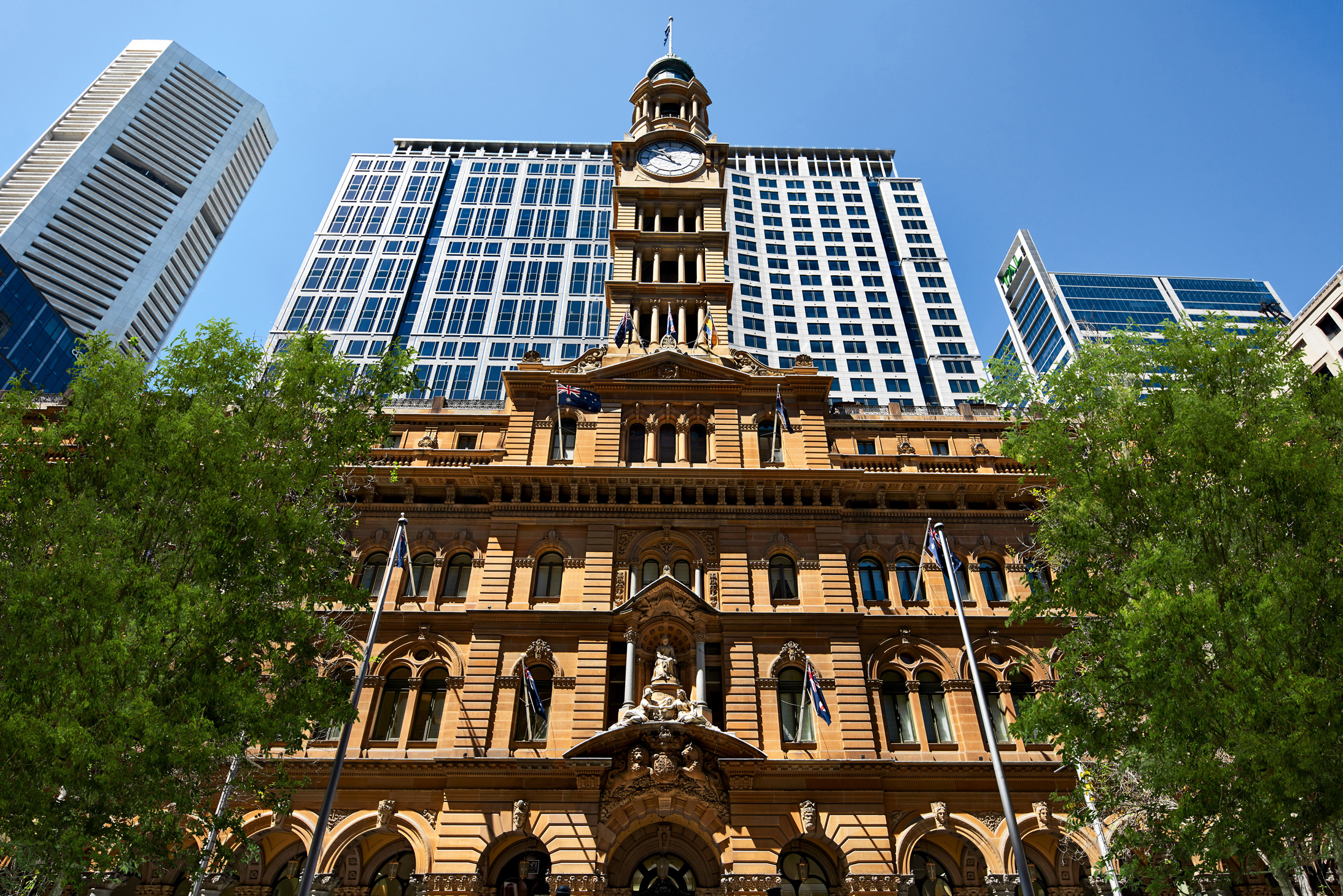 luxury hotels sydney