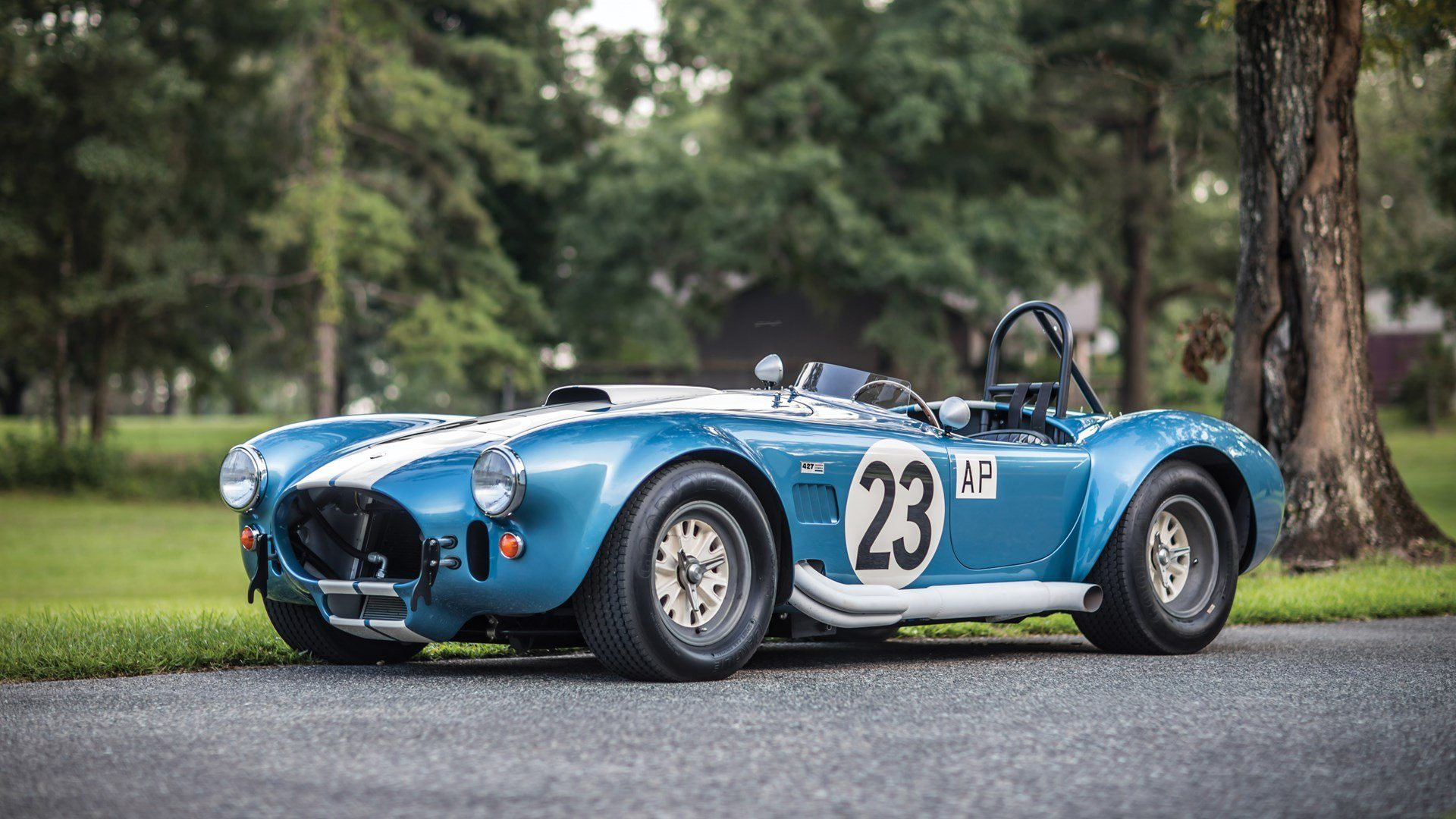 How much would you bid on these 4 incredible vintage cars