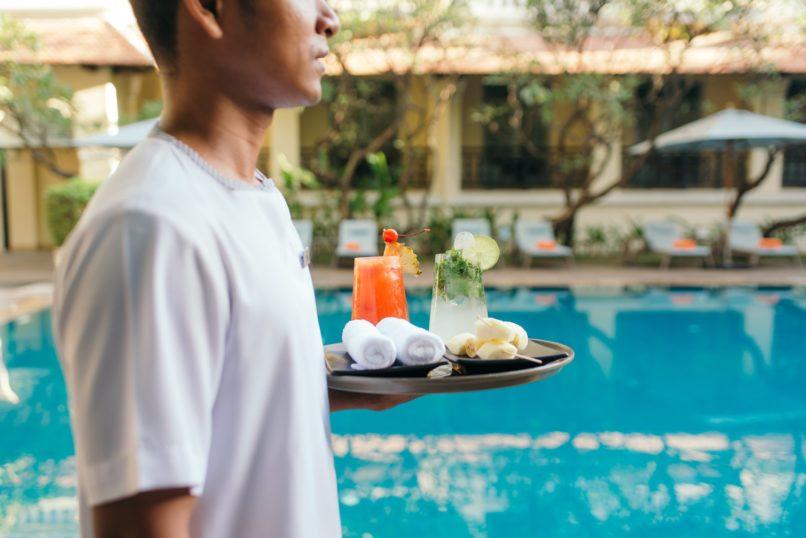 Raffles Hotel Le Royal Pool