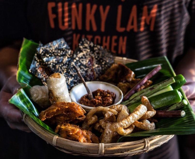 new Bangkok dining menus