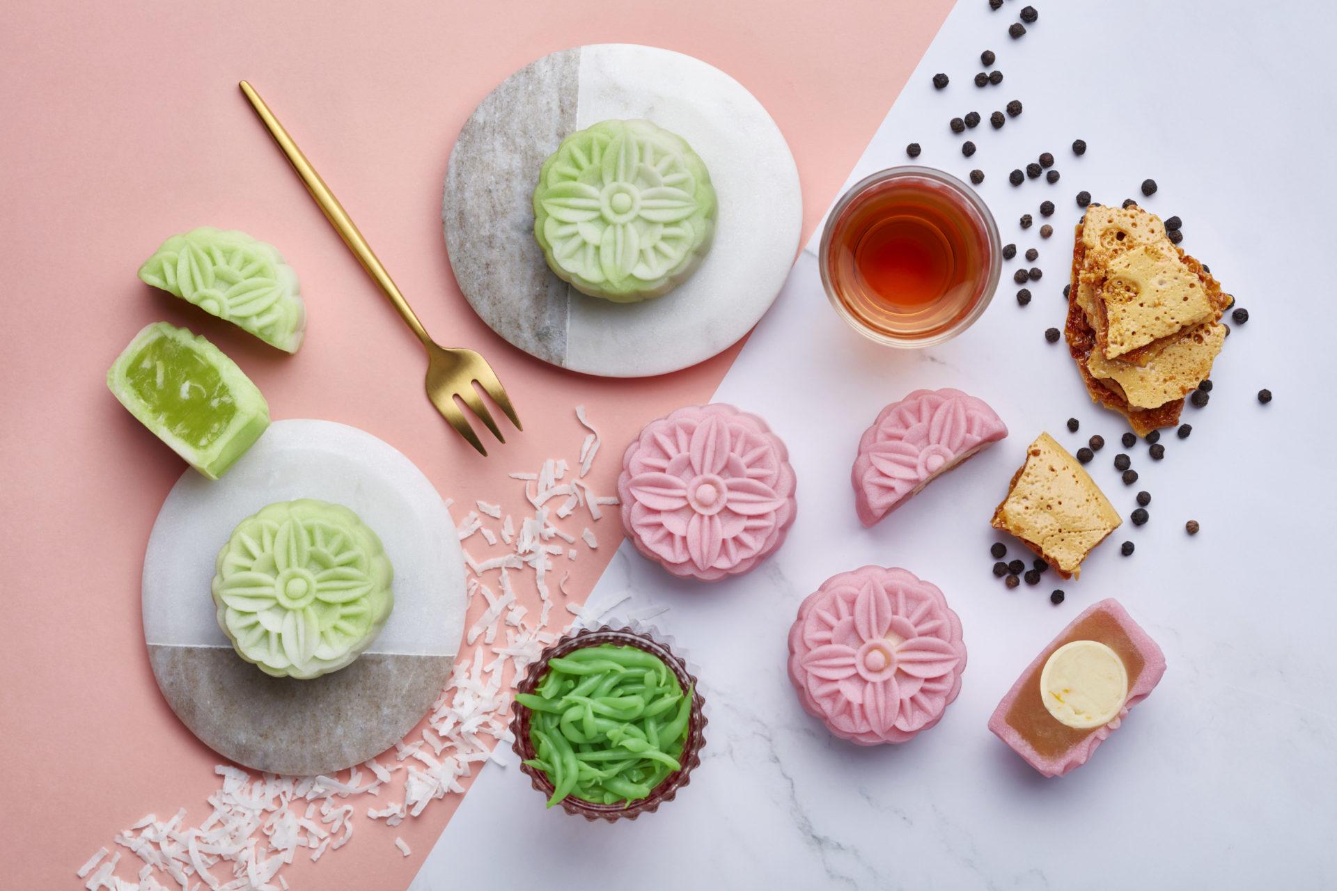 13 luxurious mooncakes to celebrate this Mid-Autumn Festival