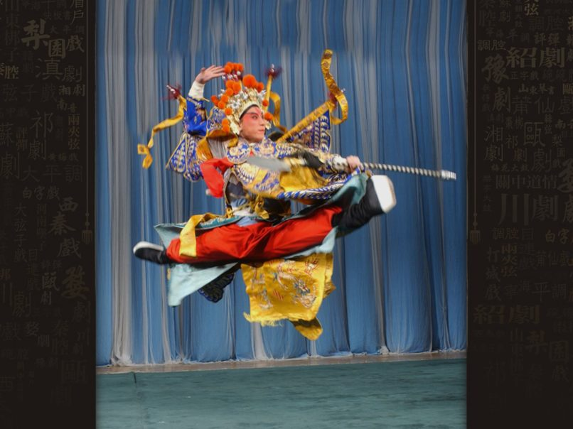 things to do in Hong Kong - Chinese Opera Festival