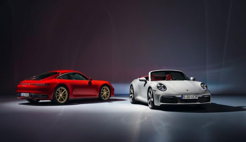 Porsche 911 Carrera Coupe and Cabriolet