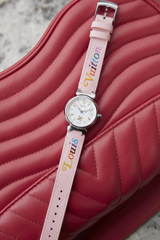 Louis Vuitton New Wave Watch