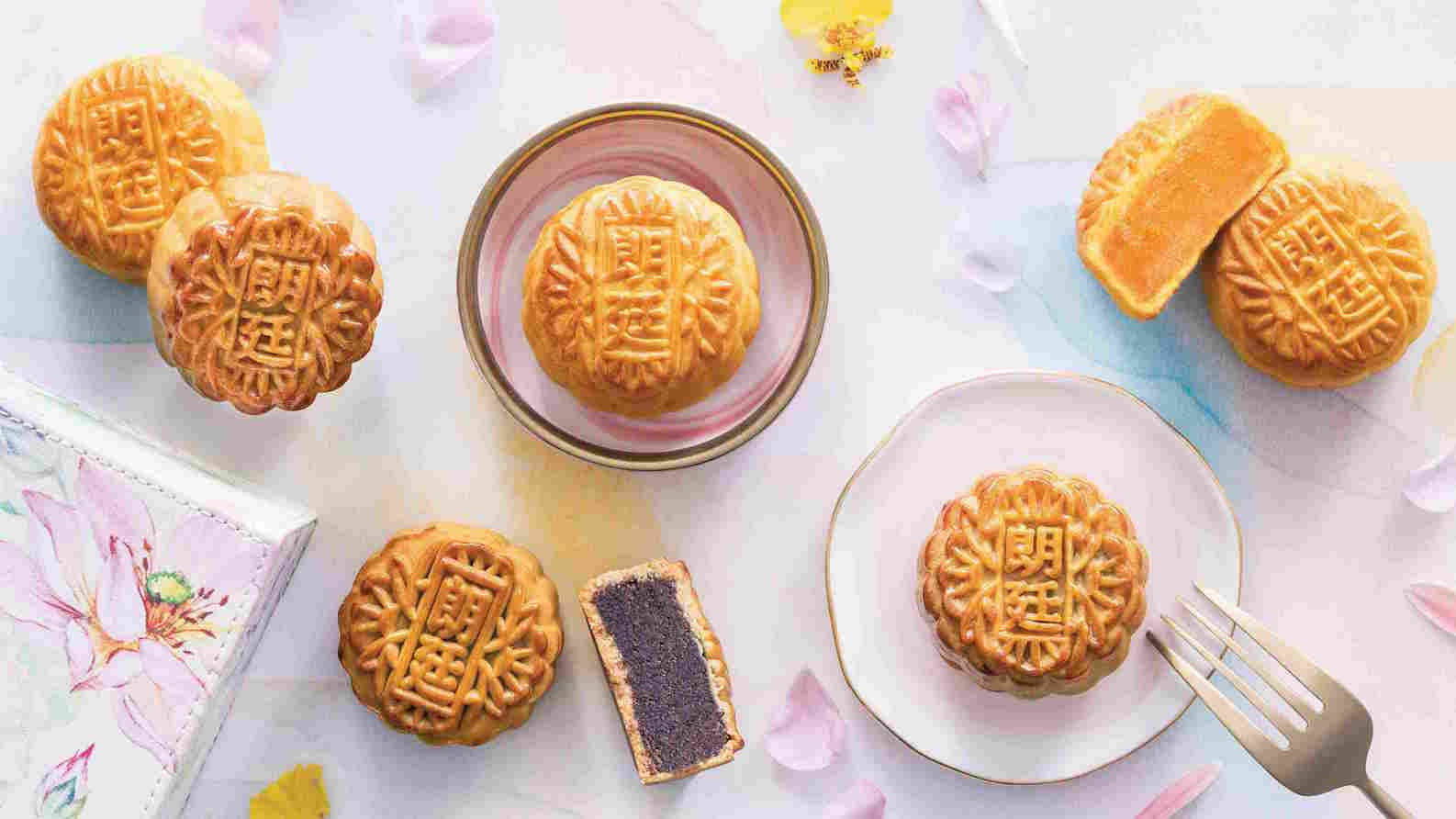12 decadent mooncakes to gift for Mid-Autumn Festival 2019