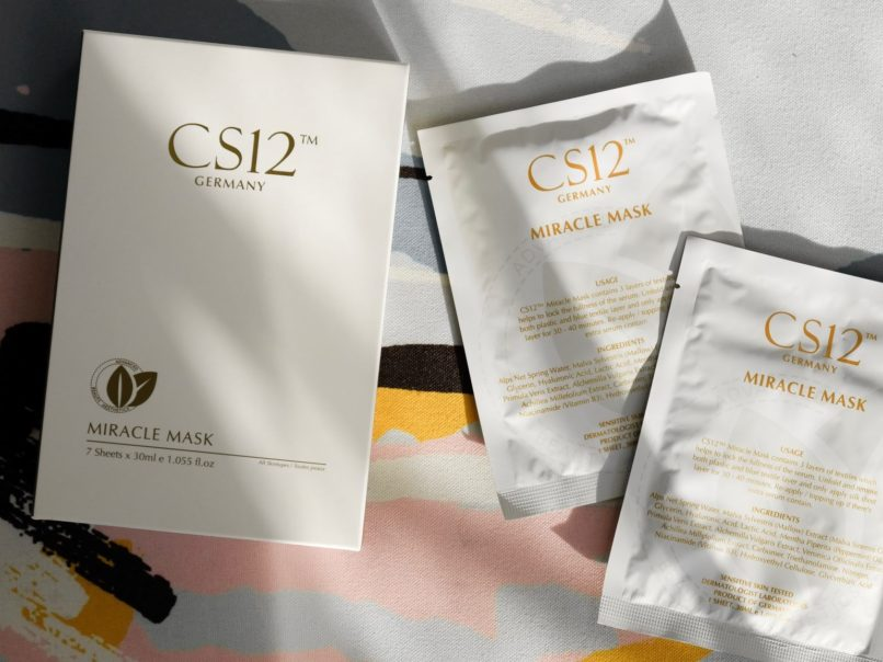 CS12 - Miracle Mask