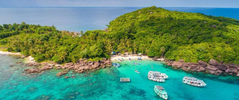 best islands in vietnam