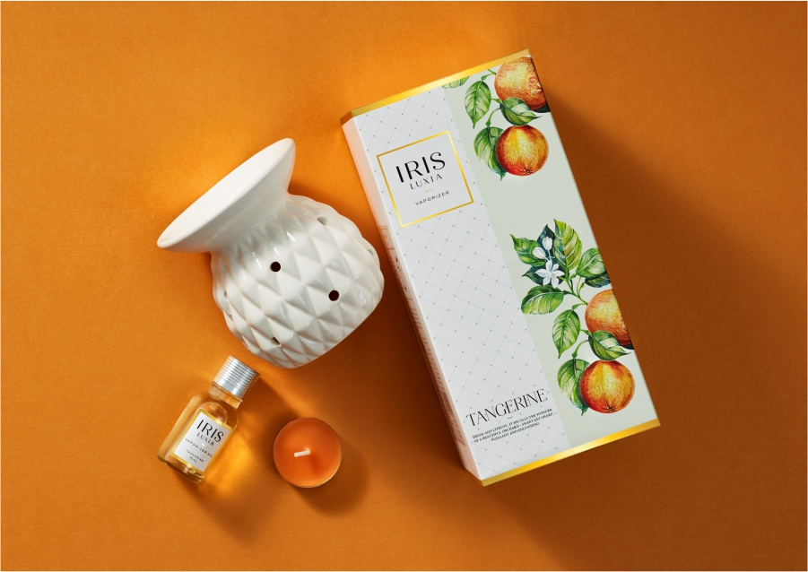 Iris home fragrances