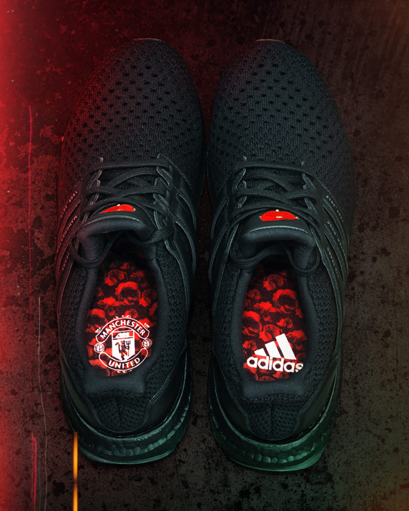 adidas sneaker high, adidas Performance MANCHESTER UNITED