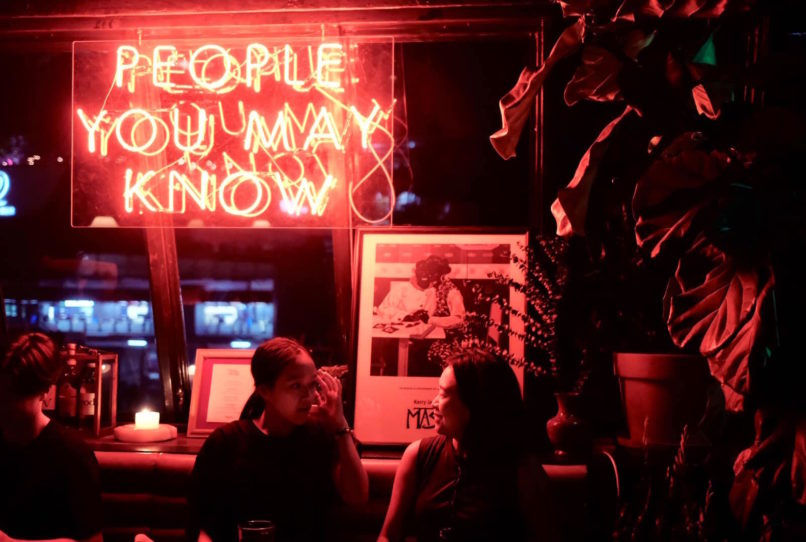 Where to drink Bangkok August 2019: mutual bar