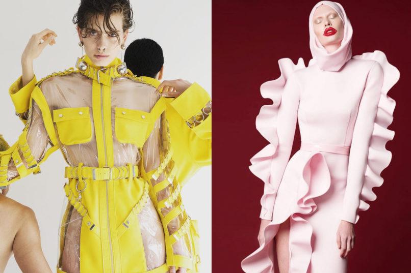 Fashion looks by Alon Livne