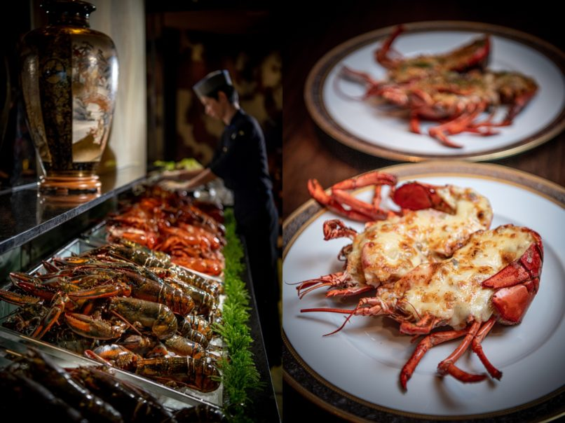 Things to do in Macau - Lobster Night Grand Lisboa