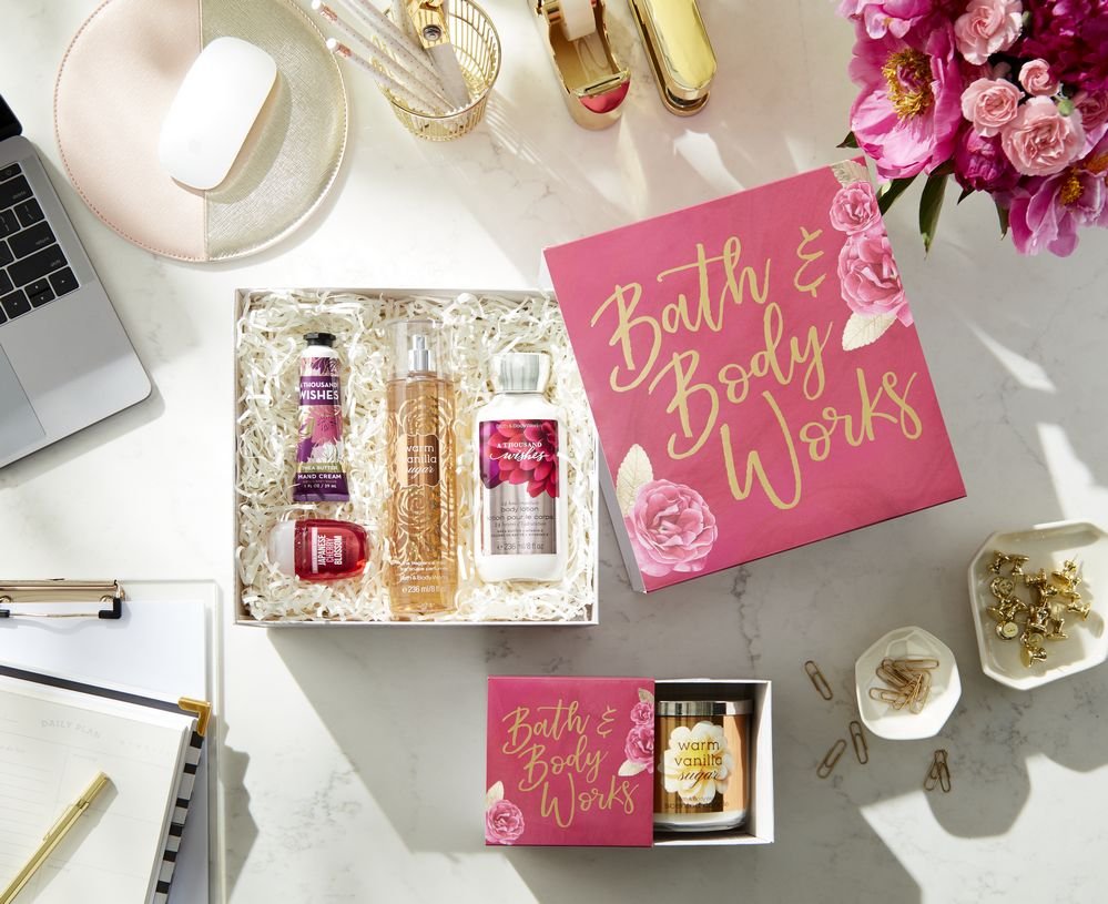 bath &body works