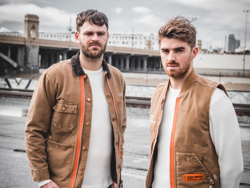 things to do in Hong Kong - The Chainsmokers