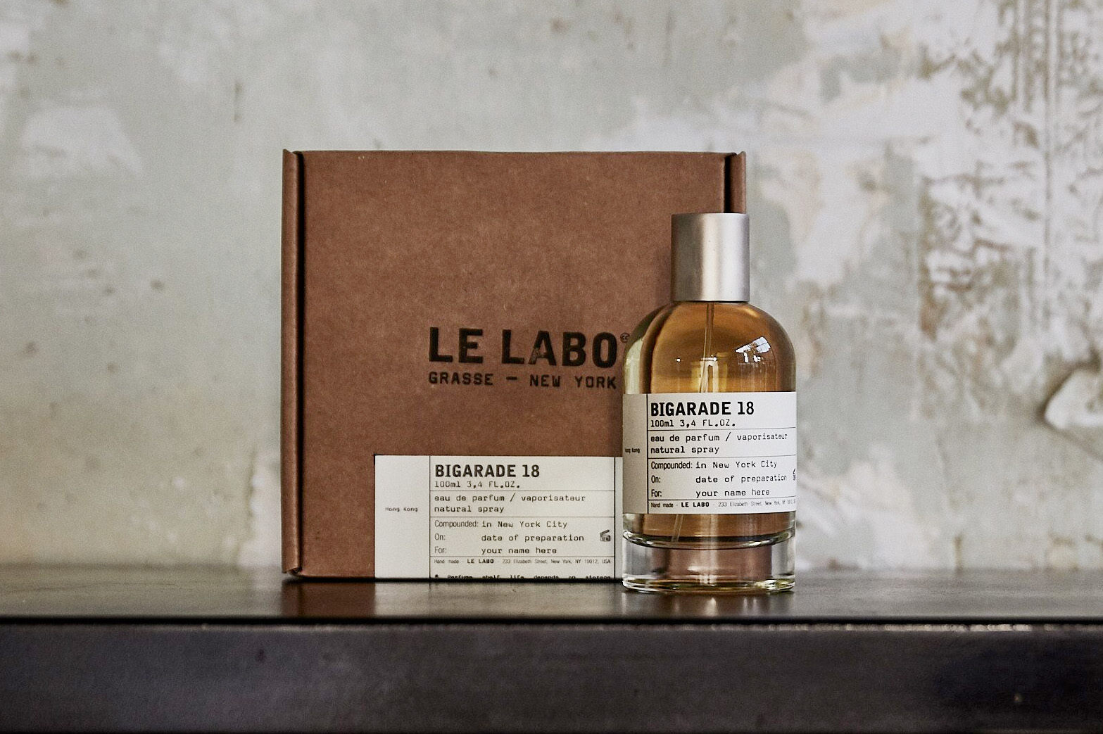 Weekly Obsessions - Le Labo