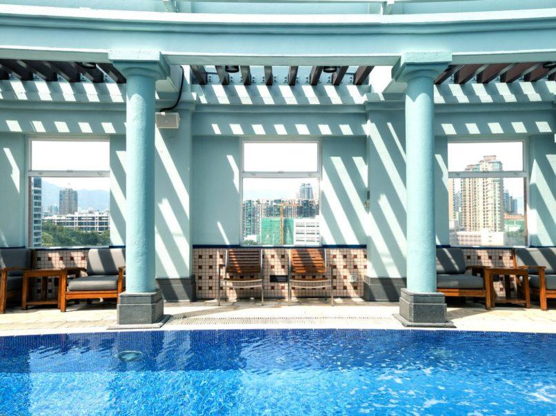 Suite Staycation - Eaton HK - Pool