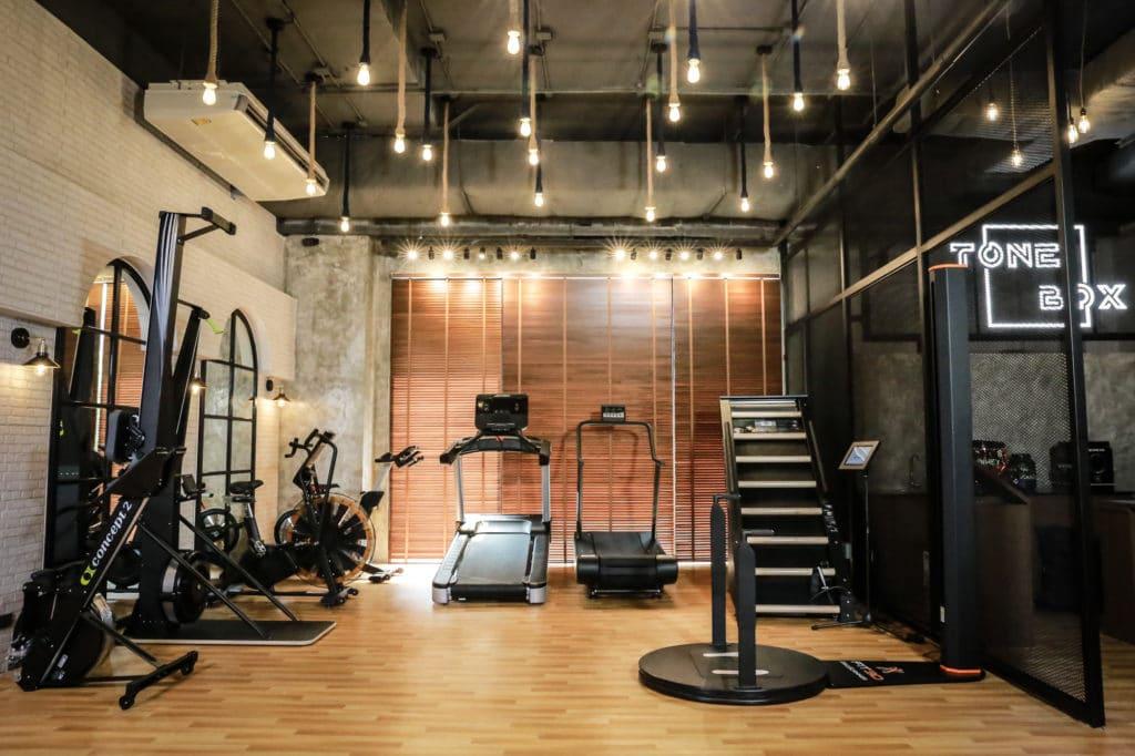 Tone-Box-Gym