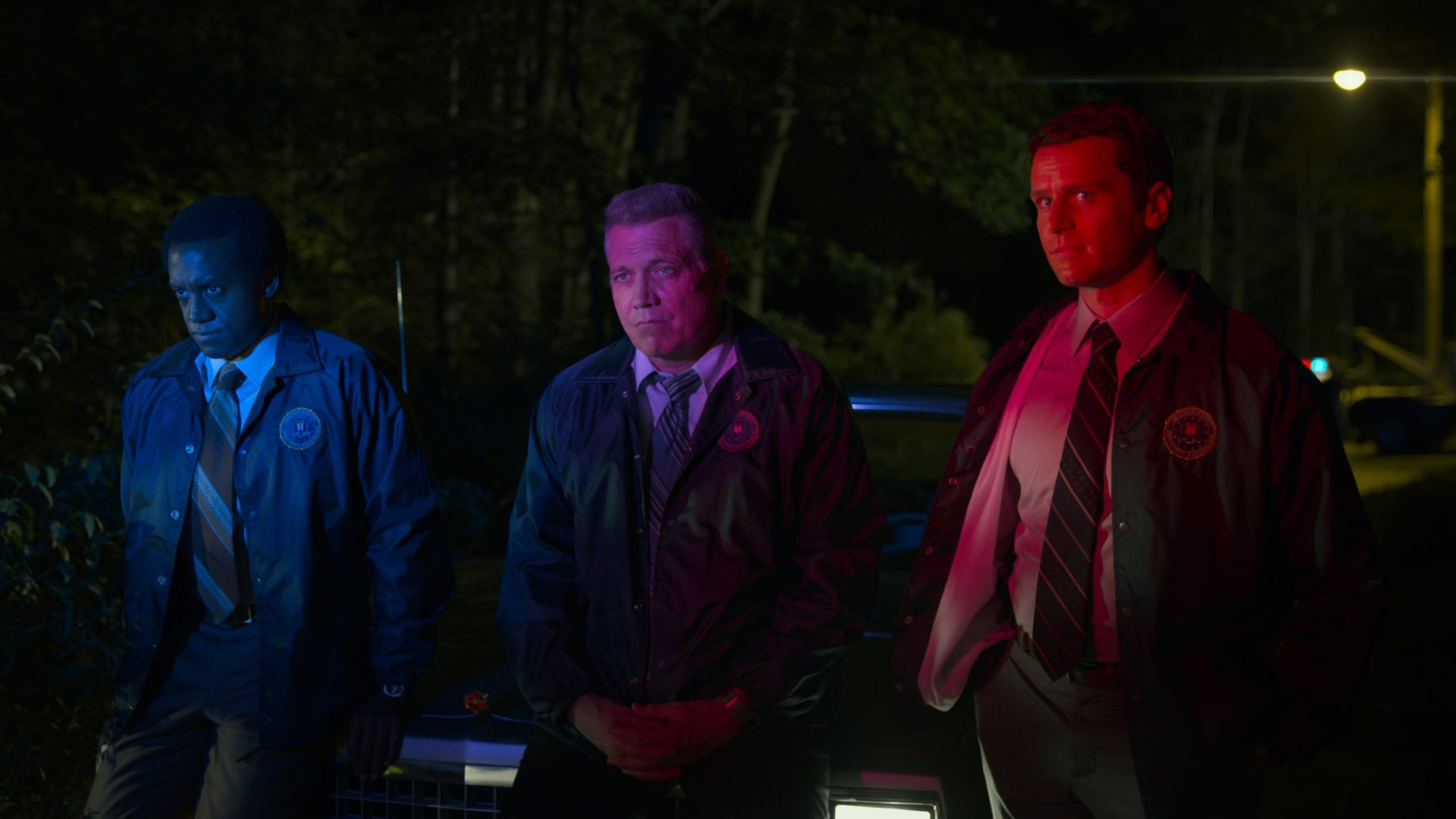 What's streaming - Mindhunter