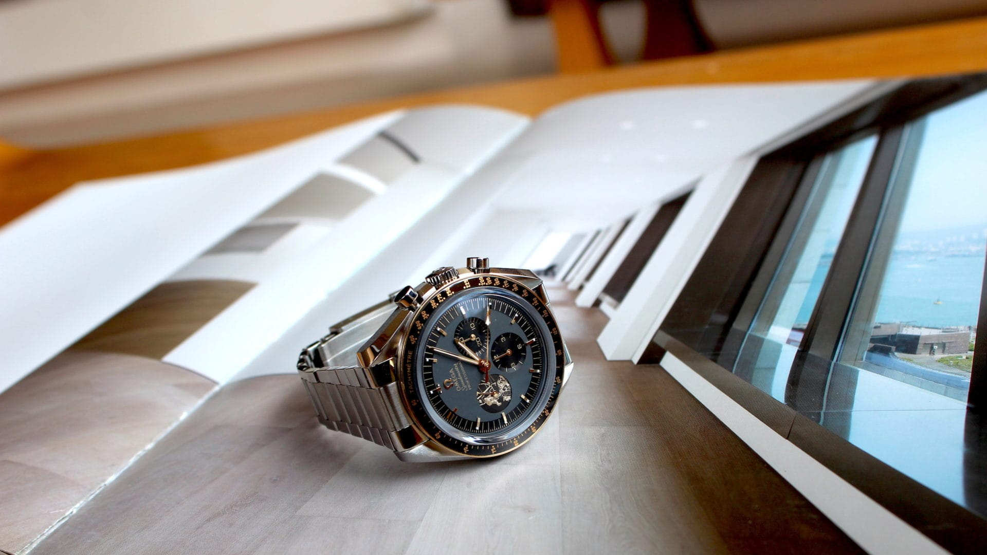 Wristy Business: Reviewing the OMEGA Speedmaster 'Apollo XI