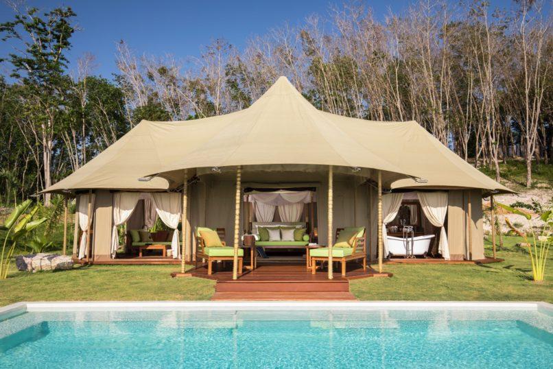 9 Hornbills Tented Camp