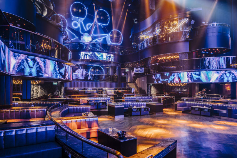 MARQUEE nightclub singapore