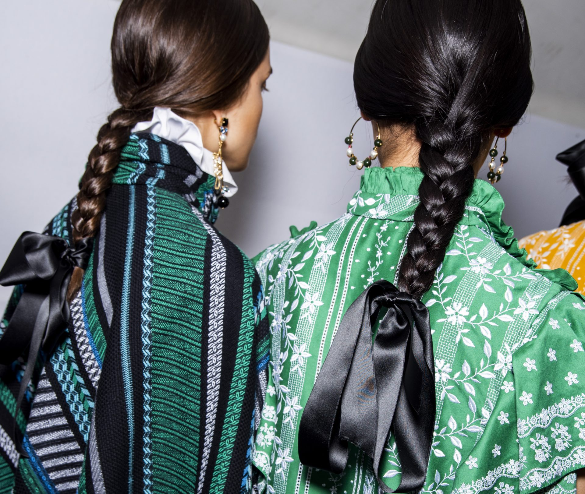 Our Favourite Beauty Trends From London Fashion Week SS20