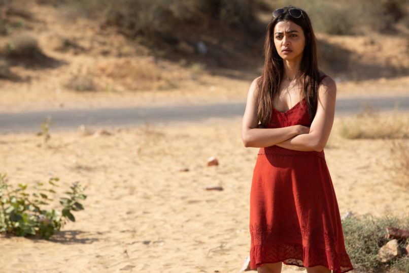 radhika apte in the wedding guest