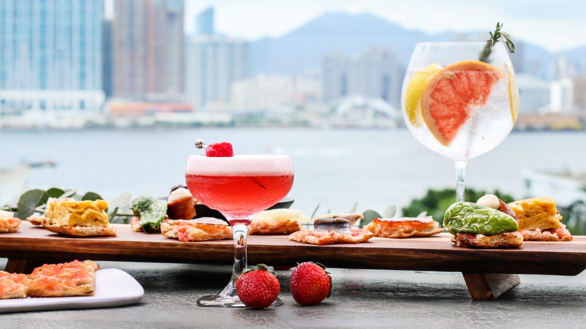 Where to drink in Hong Kong - La Rambla